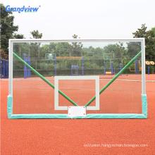 Clear 10mm/ 12mm acrylic basketball backboard