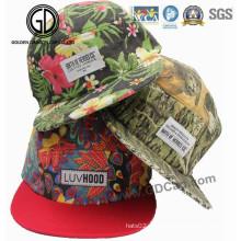 Gorra de campista snapback de la manera colorida del sombrero de las mejores ventas 2015
