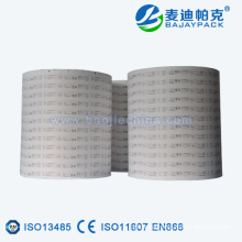 Blister Paper Rolls for EO gas sterilization