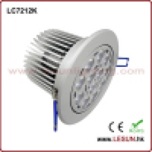 Ce RoHS chaud 16W LED Down plafonnier