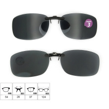 2015 Wholesale Polarized Glasses Clip on Sunglasses (shape 3)