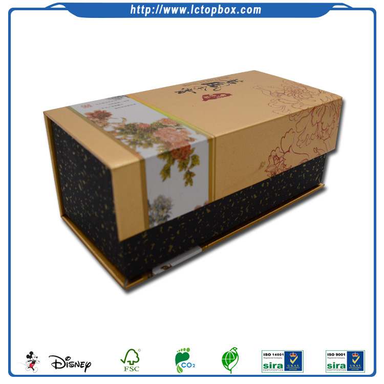 Chinese High End Handmade Magnet Packaging Box