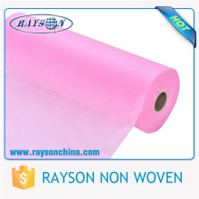 Rayson Hydrophilic Nonwoven Textile, Raw Material for Wet Wipes