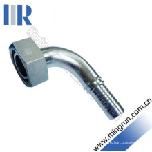 Carbon Steel Metric Female Hydraulic Hose Fitting (20491)