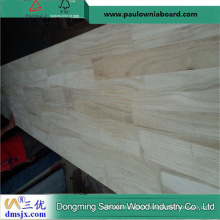 Paulownia Laminated Finger Jointed Boards