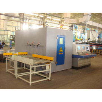 Wheel Online X Ray Inspection Machine