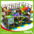 L'amusement de l'enfant a joué à l'intérieur de l'équipement de jeu souple à l'intérieur, l'équipement de soft play avec le rapport de test ASTM