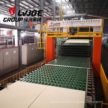 High Automatic Degree Fireproof MgO Board Forming Machine