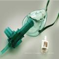 CE Устранимая медицинская маска кислородная с Небулайзером и трубкой