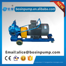 Fabrication pompe à engrenages huile utilisation industrielle pompes à chaleur bon marché