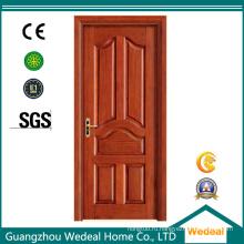 Настройка меламина деревянная составная панель двери для гостиничного номера/