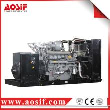 Générateur de 1480KW / 1850KVA 50hz avec moteur Perkins 4016TAG1A fabriqué au Royaume-Uni