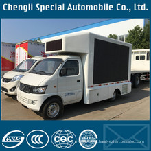 LHD Small 4X2 LED Mobile Truck for Sale