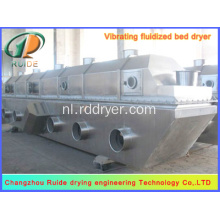 Vibrating Chicken Essence Fluid Bed Dryer