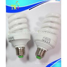 lámpara espiral de bajo consumo