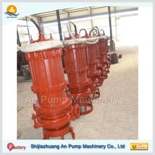 Pompe de dragage de sable submersible pour bateaux centrifuges lourds