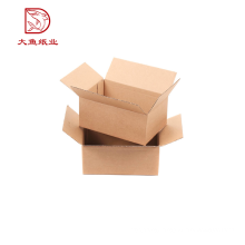 New design eco-friendly recyclable 3-layer corrugated tube carton box oem