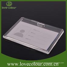Fabrik Direktverkauf harten Plastik Identifikation-Kartenhalter