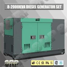 30kVA Soundproof Diesel Generator Powered by Yangdong (SDG30KS)