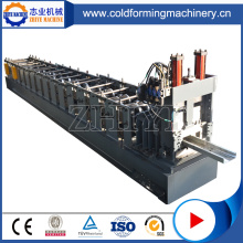 U Section Roll Forming Machine