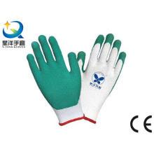 10g T / C Shell Latex Palm beschichtete Arbeitshandschuhe