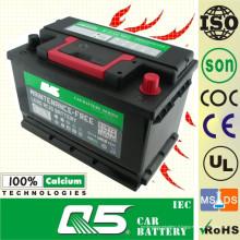 DIN-55415 12V54AH batterie plus pratique pour batterie de voiture sans entretien
