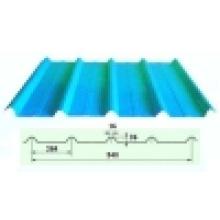 Feuilles de toiture en aluminium (HY-R840)