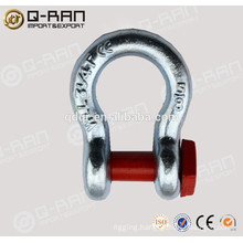Anchor Shackle Safety Drop Forged High Tensile Shackle