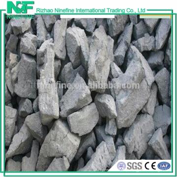 Produção de aço para produção de coque metalúrgico