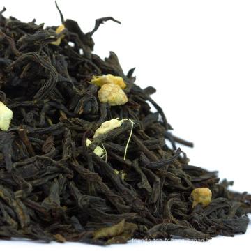 Sachets de thé noir parfumé de thé de gingembre organique de haute qualité de santé