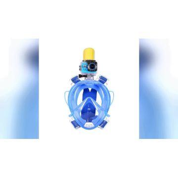 Máscara antivaho del silicón del tubo respirador de los adultos del equipo de deportes acuáticos