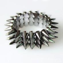 Customized Acrylic Stretch Vintage Bracelet Handmade Bangles