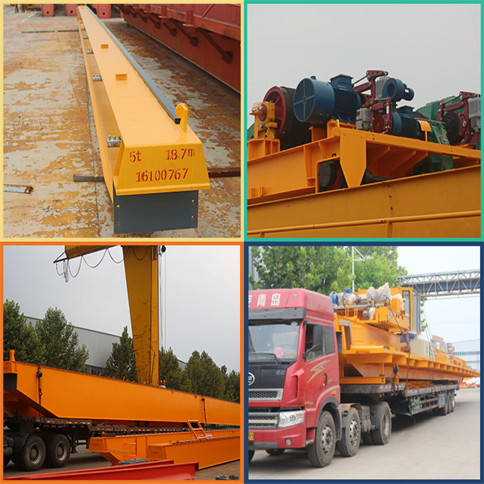 Explosion Proof Bridge Crane Delivery