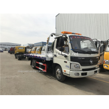 Foton 4x2 breakdown truck to move disabled