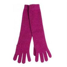 Fabricant de mode long style gants en cachemire bas prix