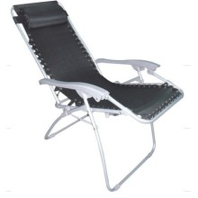 Outdoor sling furniture 2*1 textilene chair