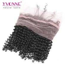Brazilian Kinky Curly 360 Lace Virgin Hair