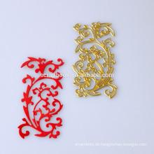 Dekorative Muster Blech Schablone aus Yiwu China
