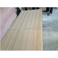 Shandong Linyi mejor calidad chapa de madera contrachapada
