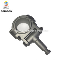 Agricultural parts iron casting angle fitting pipe fitting elbow bent pipe