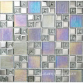 Warna Pelangi 6mm Tebal Kaca Mosaic