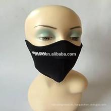Máscaras de media cara baratos máscara de neopreno caliente