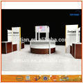 portable and dismountable exhibition shelves display shelving for trade show in shanghai 001781