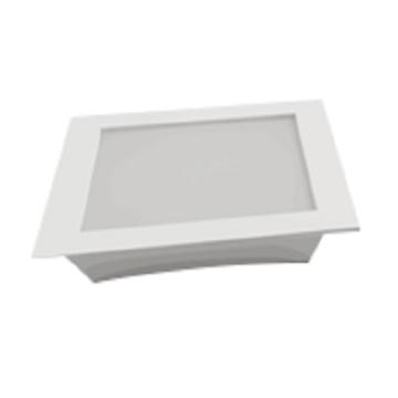 Painéis de luz LED com iluminação de borda