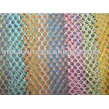 Maillage métallique hexagonal