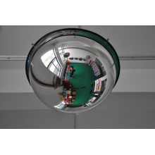 360 degree 120cm 48inch convex dome mirror for warehouse,shops,supermarkets use