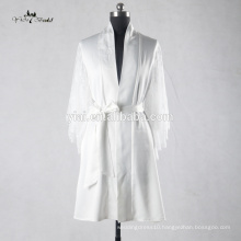 RB006 OEM 2015 wholesale Luxurious silky feel Women's sexy Kimono Robe