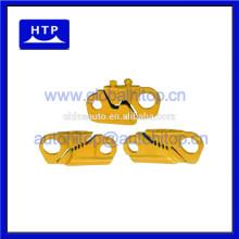 Bulldozer repuestos ensamblaje de eslabón de pista para oruga D6R