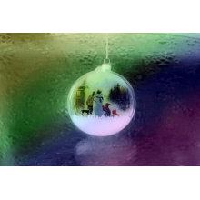 Borisilicate Glass Ball for Christmas Decoration