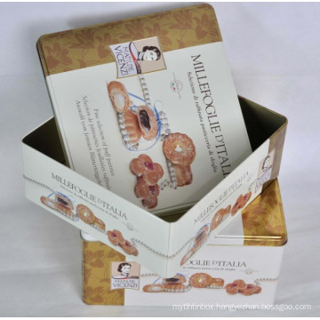 Metal Mint Tin Boxes/Chocolate Tin Box/ Mint Tin Box